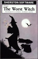 Box artwork for The Worst Witch.