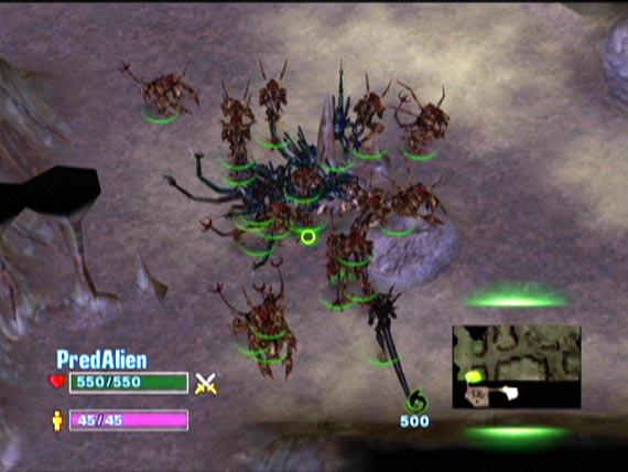 Aliens versus Predator: Extinction/Walkthrough — StrategyWiki, the