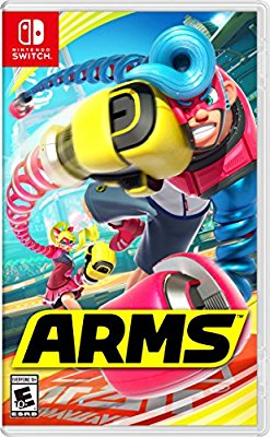 Box artwork for Arms.
