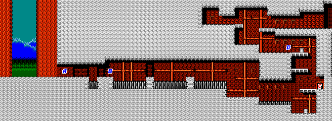 Bionic Commando NES map Area4a.png