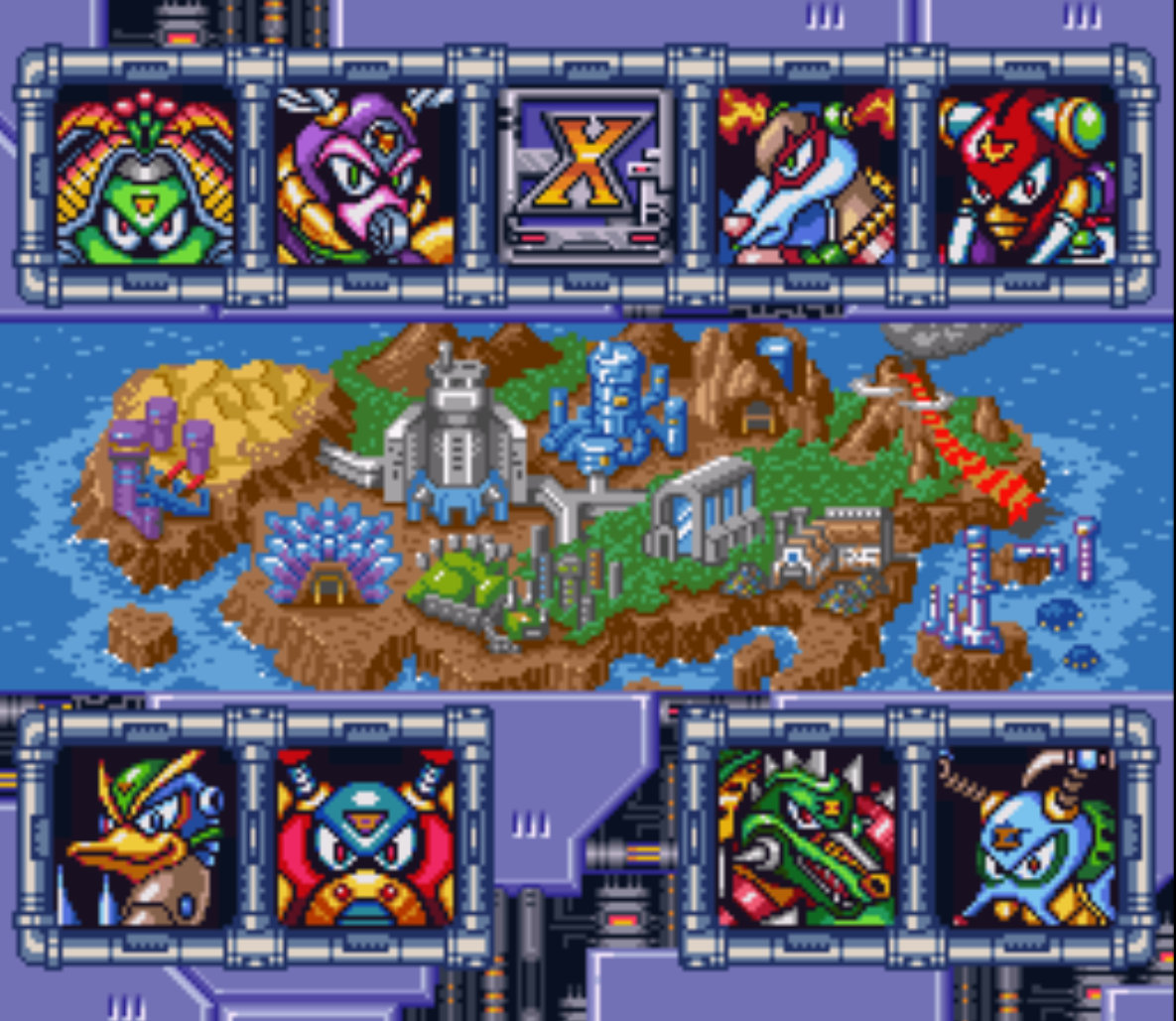 Mega Man X2/Walkthrough — StrategyWiki, the video game