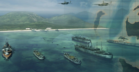 In this strategic game mode two teams are fighting for the control of a huge area with different bases and outposts. Players have access to a wide scale of naval and aerial units, and every captured base grants them new units and improvements. Island Capture sessions offer 30 minutes to 2 hours of game play.