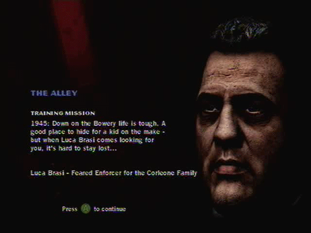 the godfather  the game  the alley  u2014 strategywiki  the