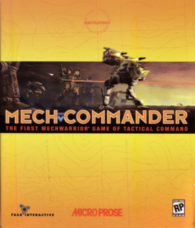 MechCommander — StrategyWiki, the video game walkthrough and