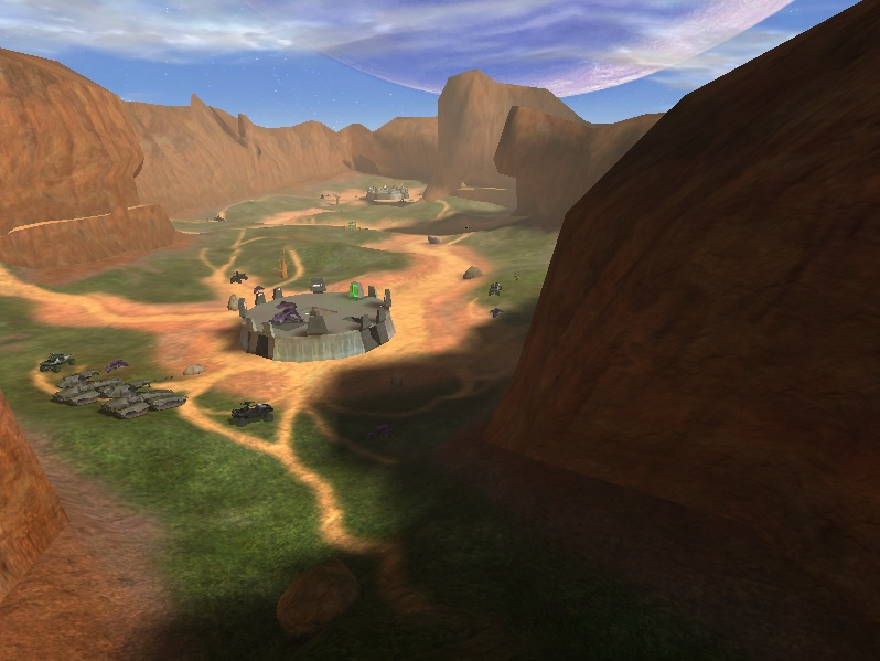 Halo Combat Evolved Blood Gulch Strategywiki The Video