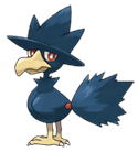Pokemon 198Murkrow.png