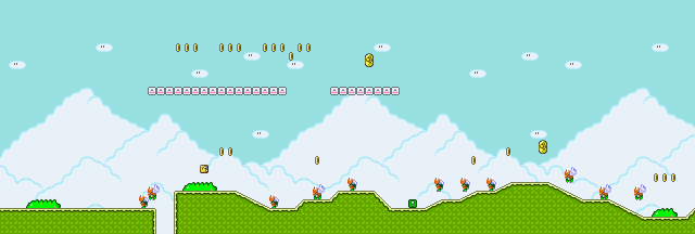 Super Mario World Vanilla Secret 2 Strategywiki The Video Game