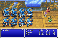 Final Fantasy II battle pirates.png