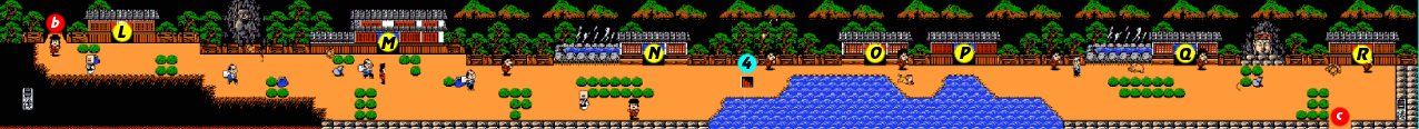 Ganbare Goemon 2 Stage 2 section 3.png