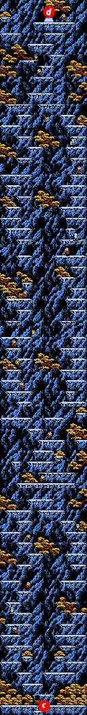 Ganbare Goemon 2 Stage 8 section 3.png