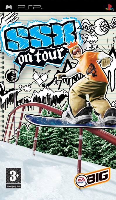 Ssx on tour psp guide.