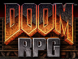 Box artwork for Doom RPG.