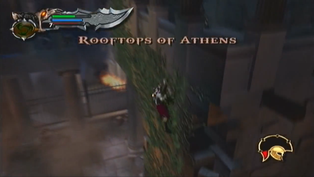 God of War/Rooftops of Athens — StrategyWiki, the video game