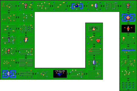 The Legend of Zelda/Underworld/Quest 2/Dungeon 8 — StrategyWiki, the