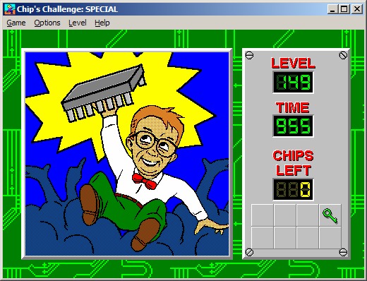 Chip S Challenge Levels 141 149 Strategywiki The Video Game Walkthrough And Strategy Guide Wiki