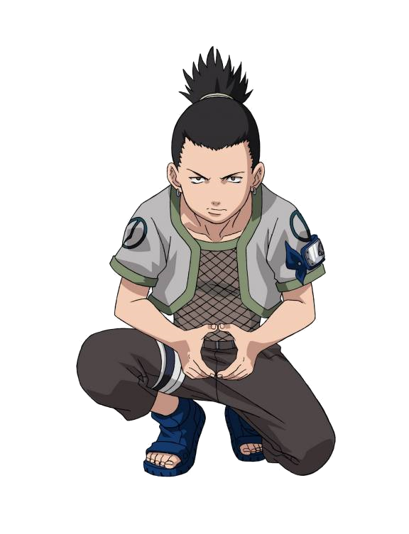 Naruto: Clash of Ninja/Characters/Shikamaru Nara ...