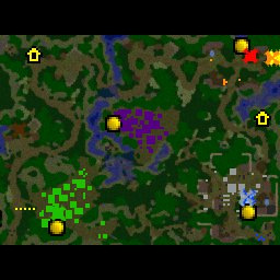 Warcraft Iii Reign Of Chaos March Of The Scourge Strategywiki
