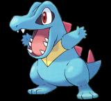 създаване на герои Pokemon_158Totodile