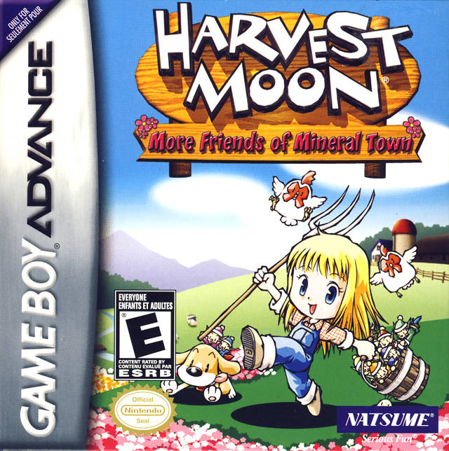 Harvest Moon: More Friends of Mineral Town — StrategyWiki