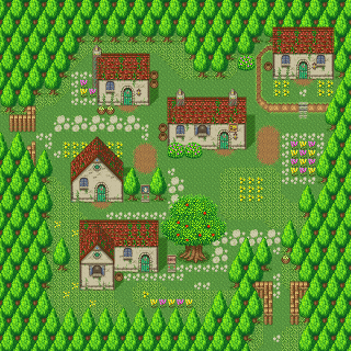 Secret of Mana map Potos village.png