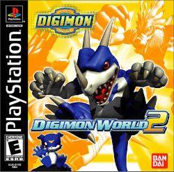 Digimon World 2 — StrategyWiki, the video game walkthrough