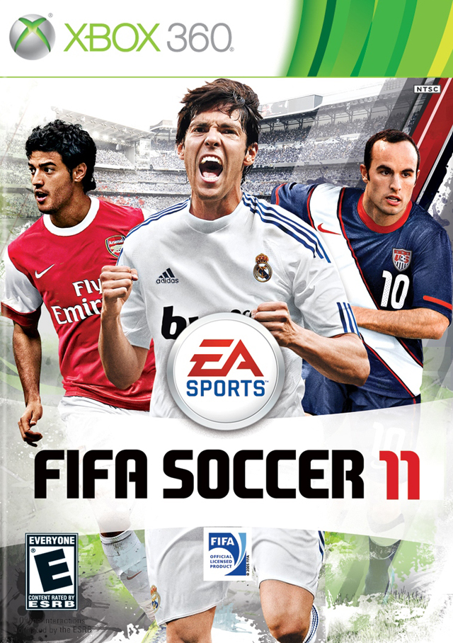 Fifa Soccer 11 Strategywiki The Video Game Walkthrough