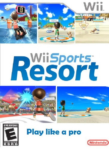 Wii Sports Resort Strategywiki The Video Game