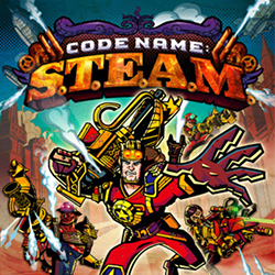 Box artwork for Code Name: S.T.E.A.M..