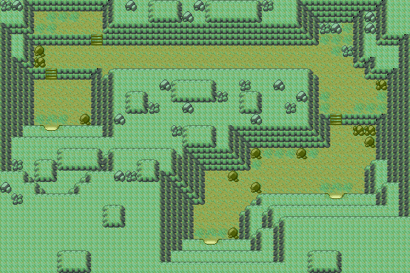 Pokémon Ruby and Sapphire/Rusturf Tunnel — StrategyWiki, the