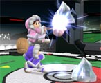 Super Smash Bros. Melee - Ice Climbers' Ice Shot.jpg