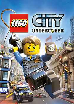 Box artwork for LEGO City Undercover.