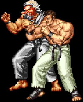 art of fighting 2 ryo