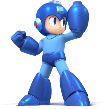 Super Smash Bros. for Nintendo 3DS Wii U Mega Man.png