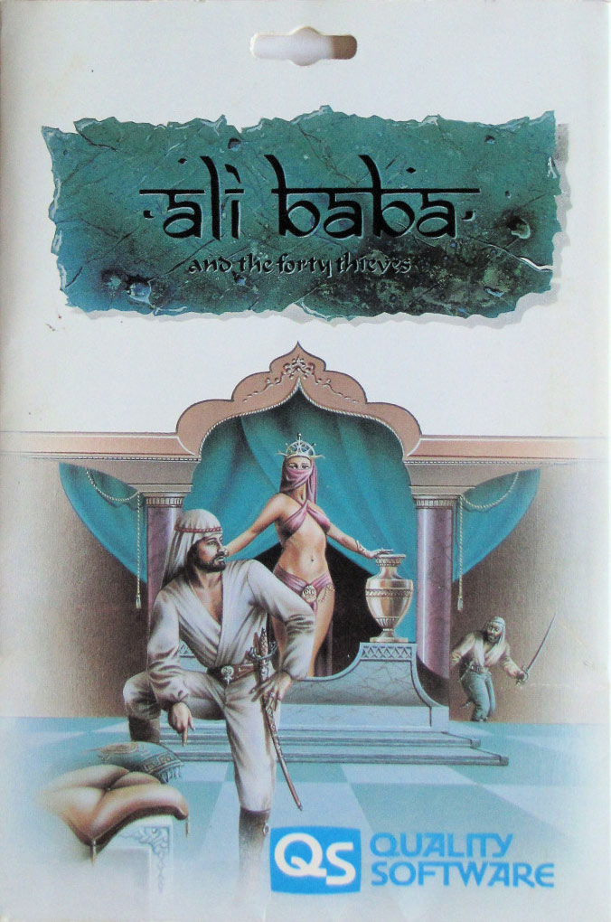 Ali Baba And The Forty Thieves Strategywiki The Video