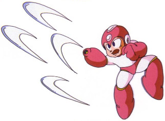 Mega Man 2 weapon artwork Quick Boomerang.jpg