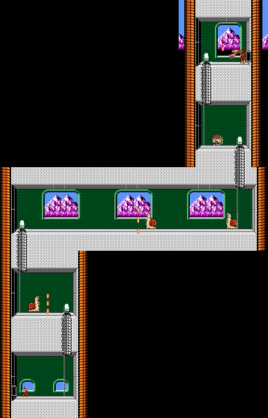 Rygar NES map Tower Of Garba.png