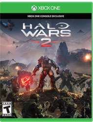 Box artwork for Halo Wars 2.
