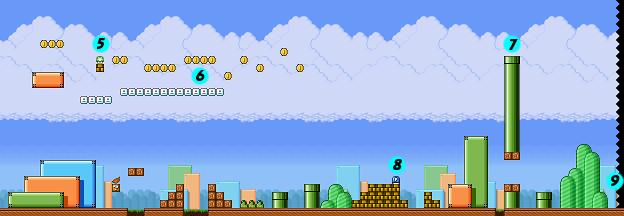 Super Mario Bros  3/World 1 — StrategyWiki, the video game