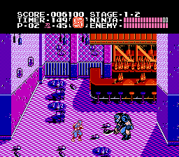 Ninja Gaiden Nes Act 1 Strategywiki The Video Game