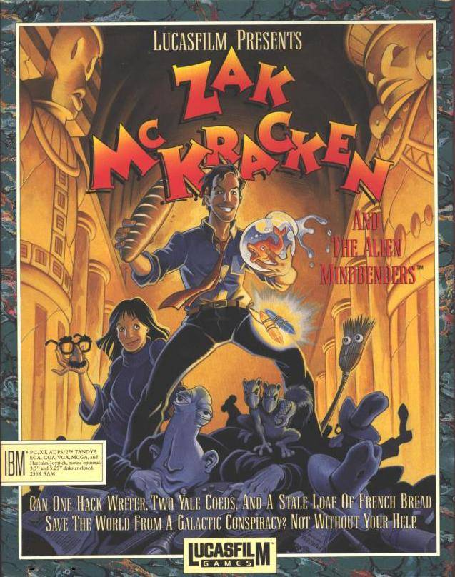 Zak Mckracken And The Alien Mindbenders Strategywiki