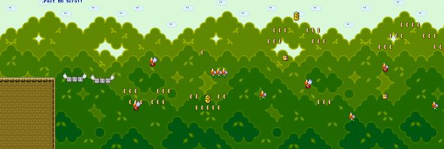 Super Mario World Forest Secret Area Strategywiki The Video Game