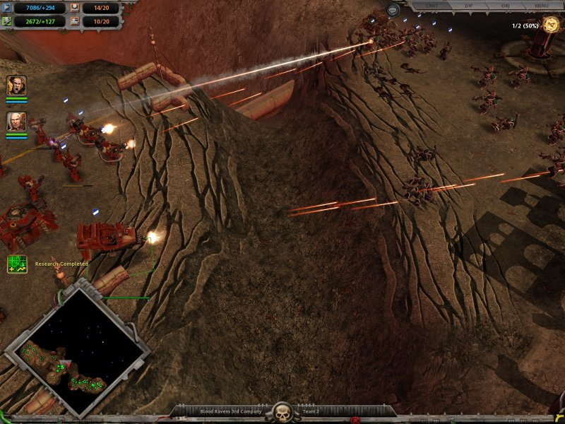 W40k-dow_mission08_ss01 Destroy The Map on
