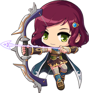 MapleStory/Bowman — StrategyWiki, the video game walkthrough