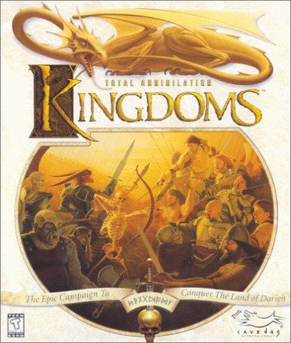 total annihilation  kingdoms  u2014 strategywiki  the video