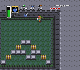 The Legend of Zelda: A Link to the Past/Heart Pieces — StrategyWiki
