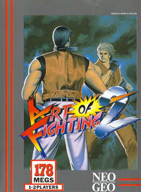art of fighting 3 arcade