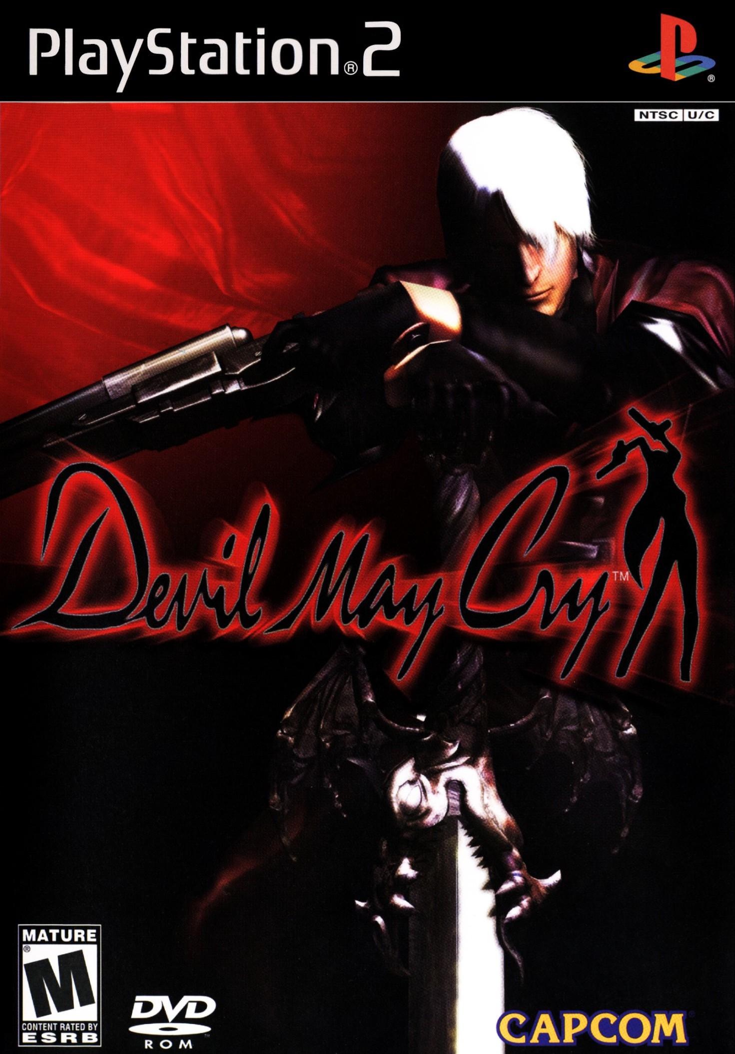 تحميل لعبة devil may cry 4