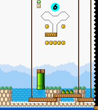 Super Mario Bros  3/World 3 — StrategyWiki, the video game