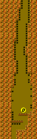 Mega Man 2 map Wily Stage 3C.png