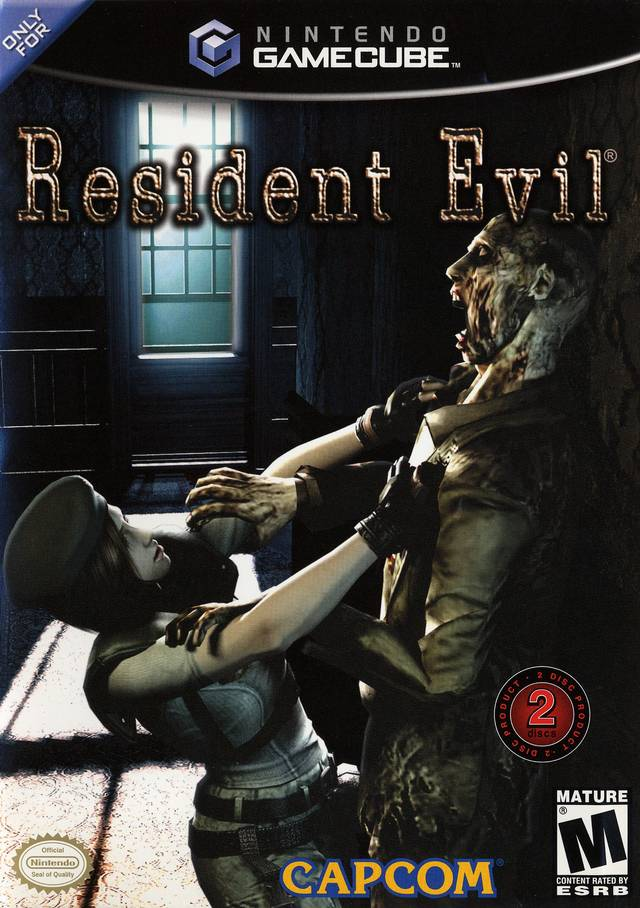 Resident Evil Nintendo Gamecube Strategywiki The Video Game